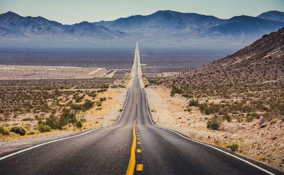 Dolina smrti, Kalifornija, SAD - 5