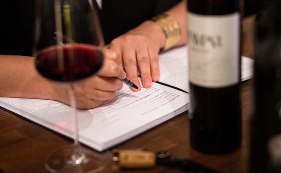 Bilješke o vinu - 1