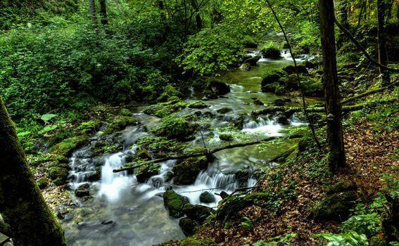 Dolina Slapnice, Žumberak - Samoborsko gorje - 1