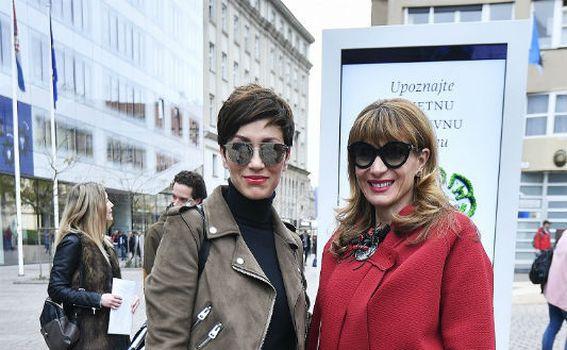Ana Gruica i Alijana Vukšić