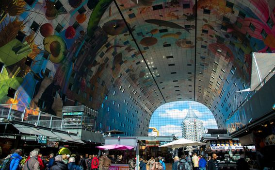 Markthal Rotterdam - 1