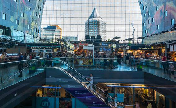 Markthal Rotterdam - 2