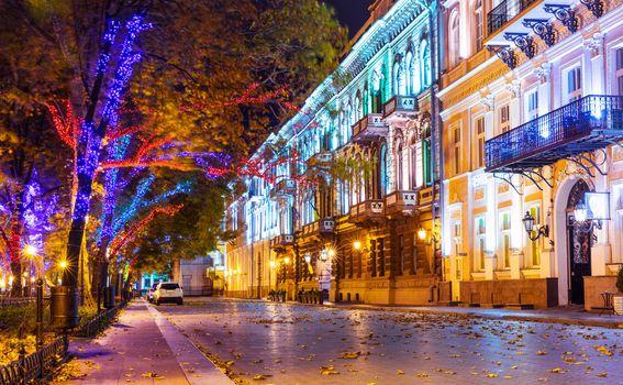 Odesa, Ukrajina - 1