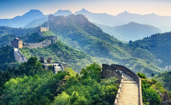 Kineski zid - 1