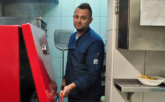 Chef Mario Belančić.