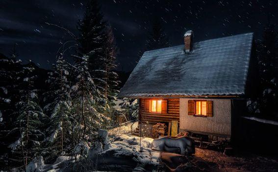 Planinska kućica u Sloveniji - 11
