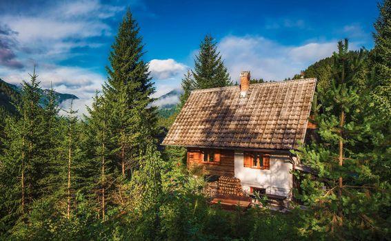 Planinska kućica u Sloveniji - 12