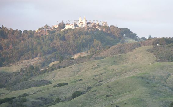 Hearst dvorac u Kaliforniji