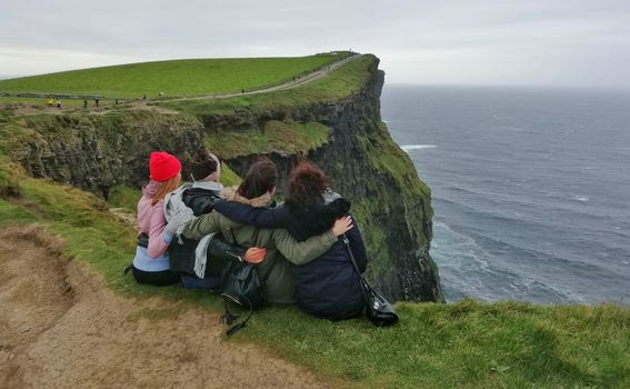 Cliffs of Moher - 6