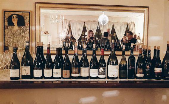 Pinot Noir Master class