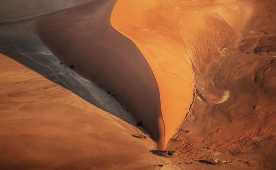 Pješčane dine u Namibiji - 1