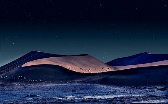 Pješčane dine u Namibiji - 5