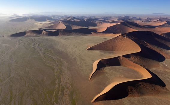 Pješčane dine u Namibiji - 7