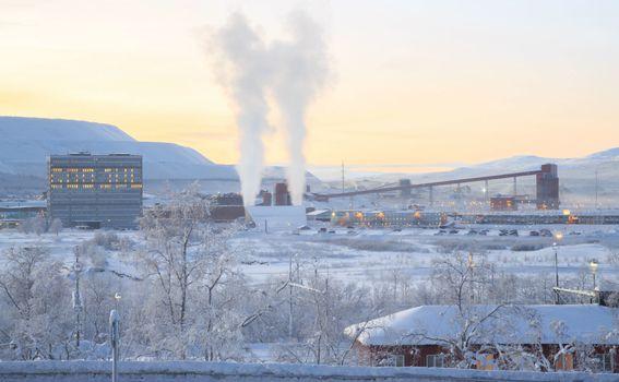 Kiruna, Švedska - 2
