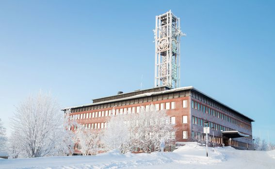 Kiruna, Švedska - 5