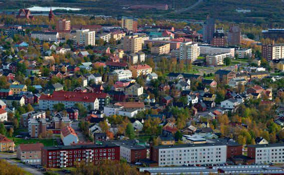 Kiruna, Švedska - 6