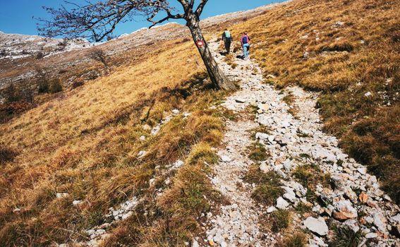 Grobničke Alpe, Hahlić - 1