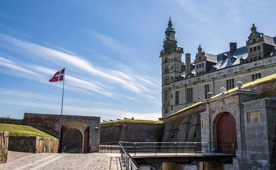 Kronborg, Helsingor, Danska - 2