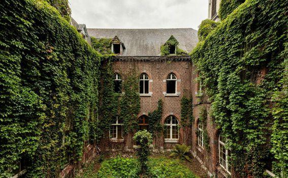 Sirotište u Belgiji
