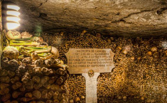 Pariške katakombe - 2