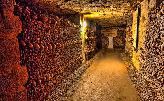 Pariške katakombe - 3