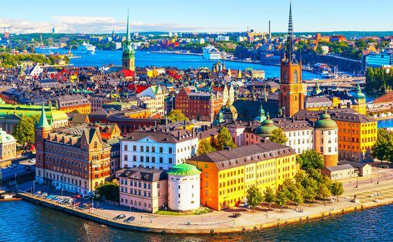 Švedska - 1