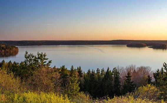 Jezero Mälaren