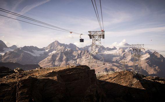 Matterhorn glacier ride - 3