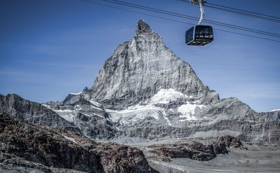 Matterhorn glacier ride - 5