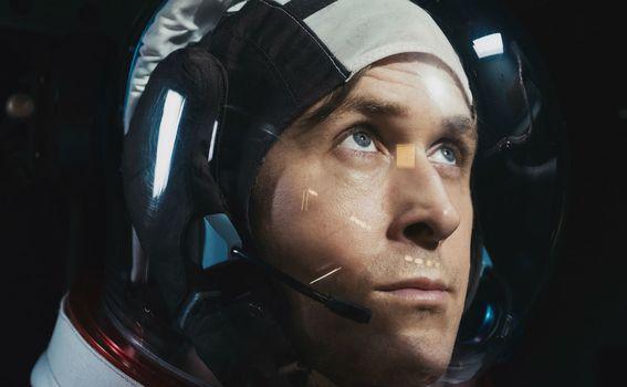 Ryan Gosling u ulozi Neila Armstronga u filmu Prvi čovjek