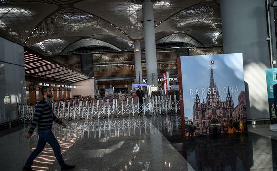 Novi istanbulski aerodrom - 1