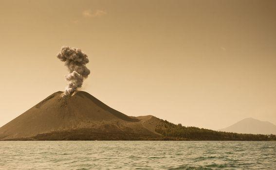 Anak Krakatau - 2