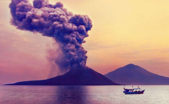 Anak Krakatau - 5