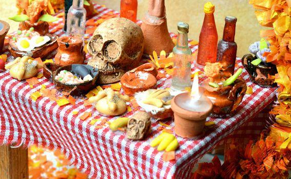 Dan mrtvih u Meksiku - 4