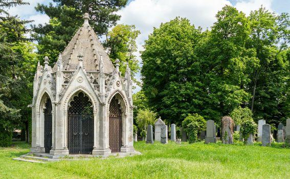 Zentralfriedhof, Beč