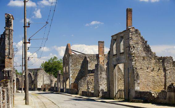 Oradour sur Glane, Francuska