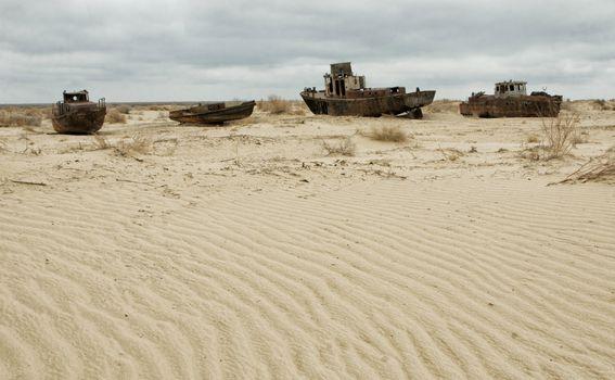 Aralsko jezero - 2