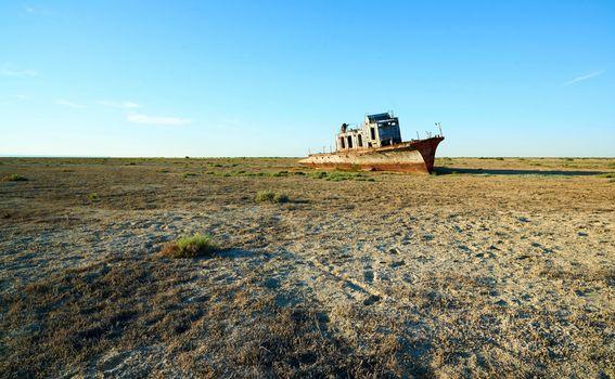 Aralsko jezero - 3