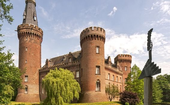 Schloss Moyland - 1
