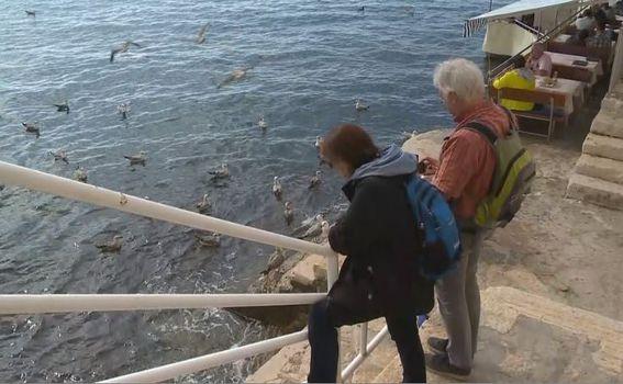 U Rovinju uz more (Foto: Dnevnik.hr)