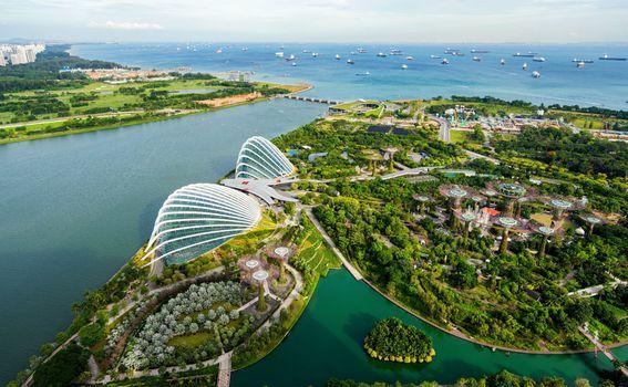 Flower Dome, Singapore - 4