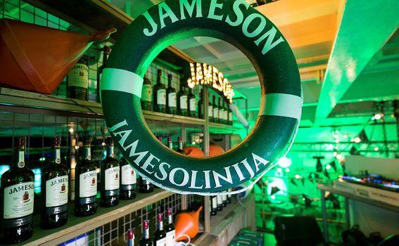 Jamesolinija - 8