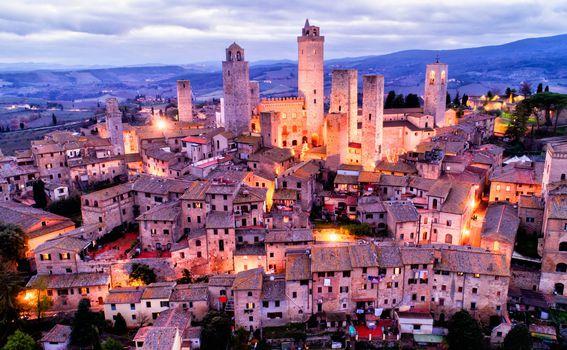 San Gimignano - 1