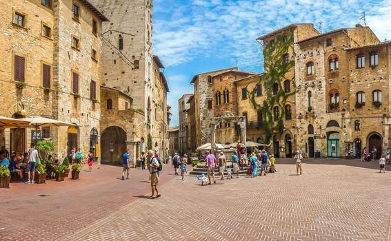 San Gimignano - 4