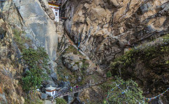 Tigrovo gnijezdo, Butan - 3