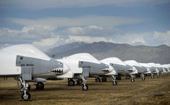 Groblje aviona - 3