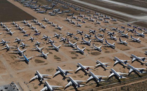 Groblje aviona - 5