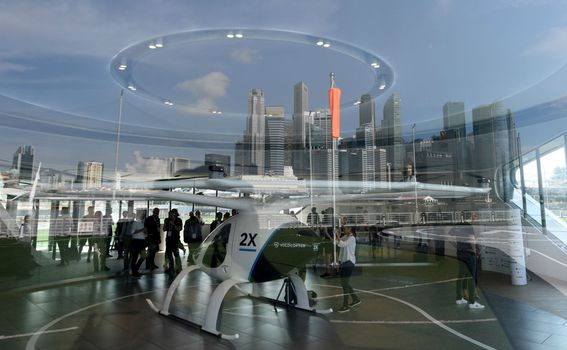 Volocopter - 1