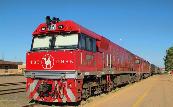 The Ghan Expedition - 2