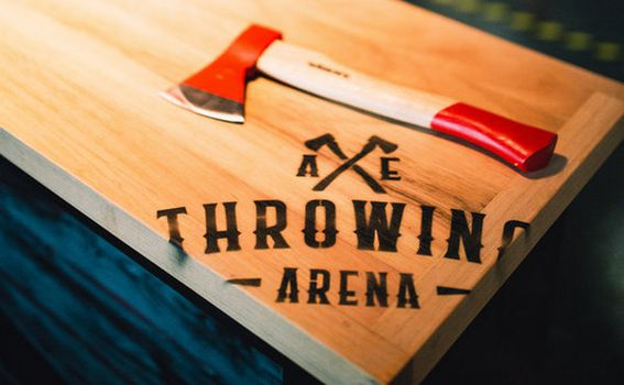 Axe Throwing Arena - 3